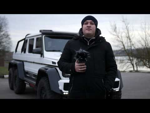 Full video REVIEW of our Mercedes-Benz 6x6 G-WAGON Brabus G700!