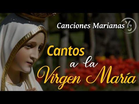 Canciones Marianas, Virgen