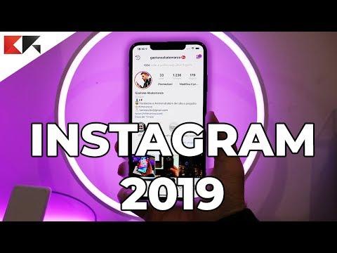 Instagram 2019: strategie e suggerimenti per il successo