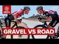 Road Bike Vs Gravel Bike - Jebel Shams Epic Ride Oman