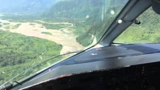 LC Perú: Aterrizaje Tingo Maria, Perú/ Landing Tingo Maria, Perú