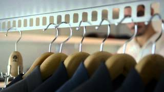 Dynamic Closet & Wardrobe Valet | Easy Dress - Metalprogetti