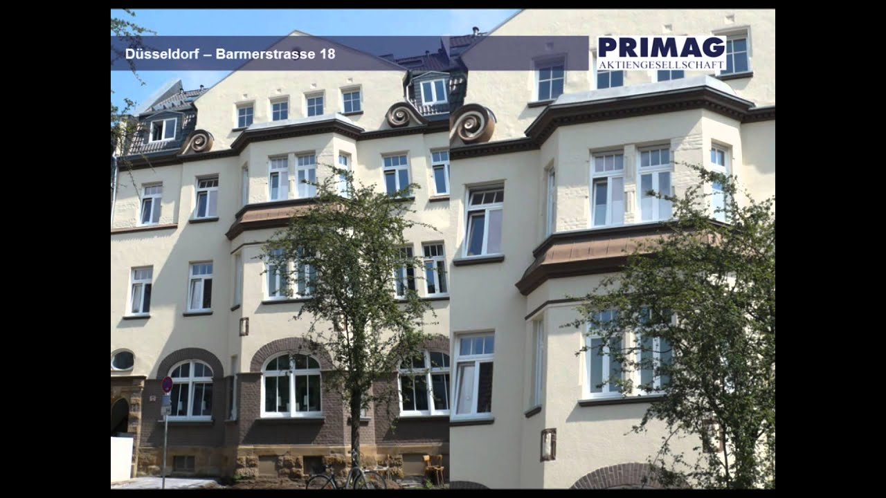 Gerd Esser, Referenzprojekte Luxusimmobilien Oberkassel der PRIMAG AG - Video 2