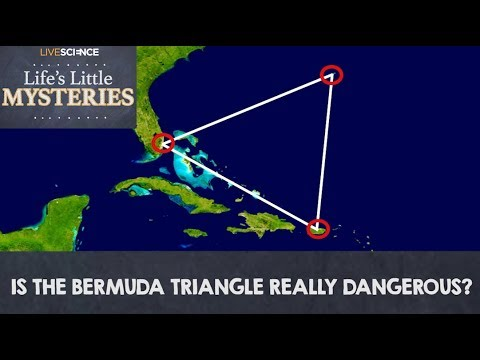 Is the Bermuda Triangle Really Dangerous?