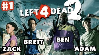 Left 4 Dead 2 with Friends! (Dark Carnival - The Highway)