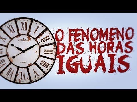 MISTÉRIOS DA HUMANIDADE: O FENOMENO DAS HORAS IGUAIS
