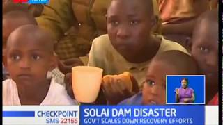 Several families in Solai are still missing their loved ones, four days after the Solai Dam tragedy