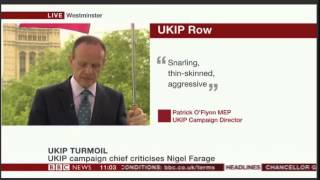 BBC reporter accidently (but accurately?) descibes UKIP