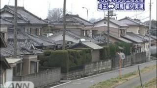 利根川を挟んだ飛び地 埼玉県と群馬県で土地交換(10/03/01)