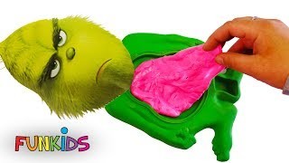 The Grinch Has Mr Doh Slime Belly