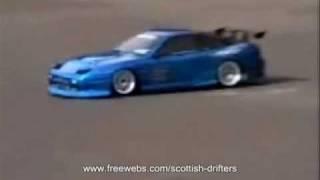 Rc Car Drifting By Scottish Drifters