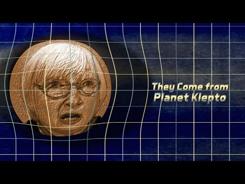 Fed Audit Shocker: They Come from Planet Klepto
