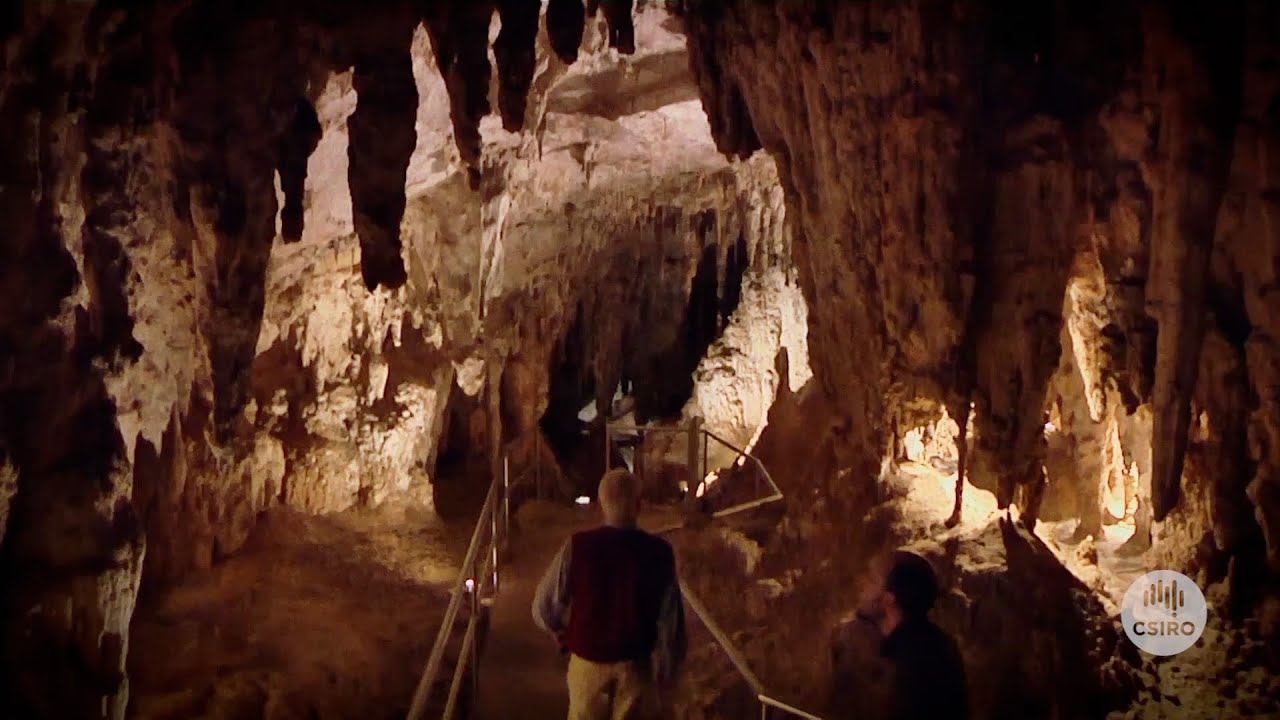 Real science from caves to the classroom