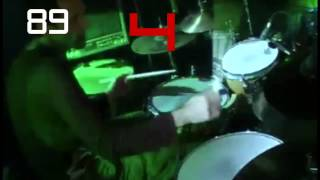 170 BPM - Simple Straight Beat - Drum Track