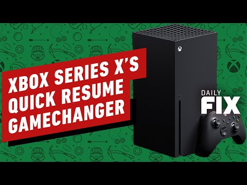 Xbox Series X's New Feature Could Be A Game Changer - IGN Daily Fix