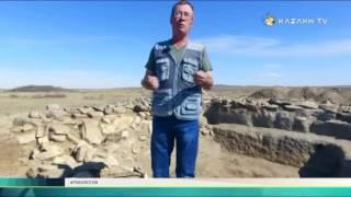 Археология №16 (27.12.2016) - Kazakh TV