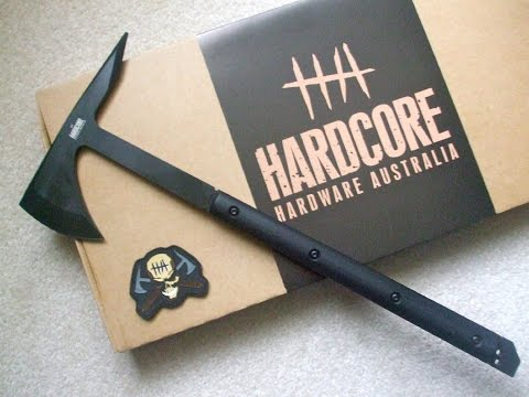 Hardcore Hardware Australia Desert Tan Tactical Tomahawk