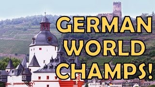 GERMAN WORLD CHAMPS (Epic Journey #21)