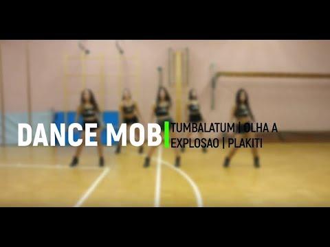 Tumbalatum - Olha a explosão - Plakiti MIX | MOBUP® FITNESS | DANCE MOB®