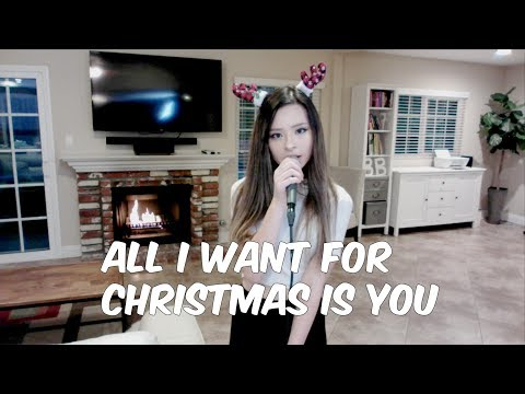 Mariah Carey  All I Want for Christmas is You  Jasmine Clarke
