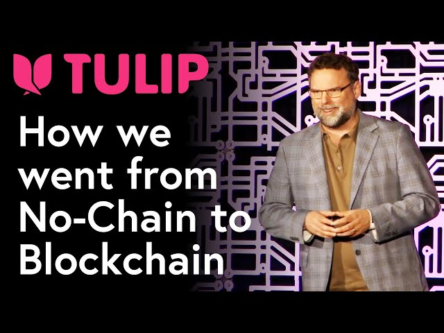 From Bad Word to Buzzword: How we went from No-chain to Blockchain