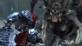 Darksiders Warmastered Edition - All Bosses [No Damage]