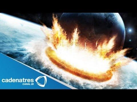 Científicos investigan meteorito que cayó en un cráter ubicado en Yucatán