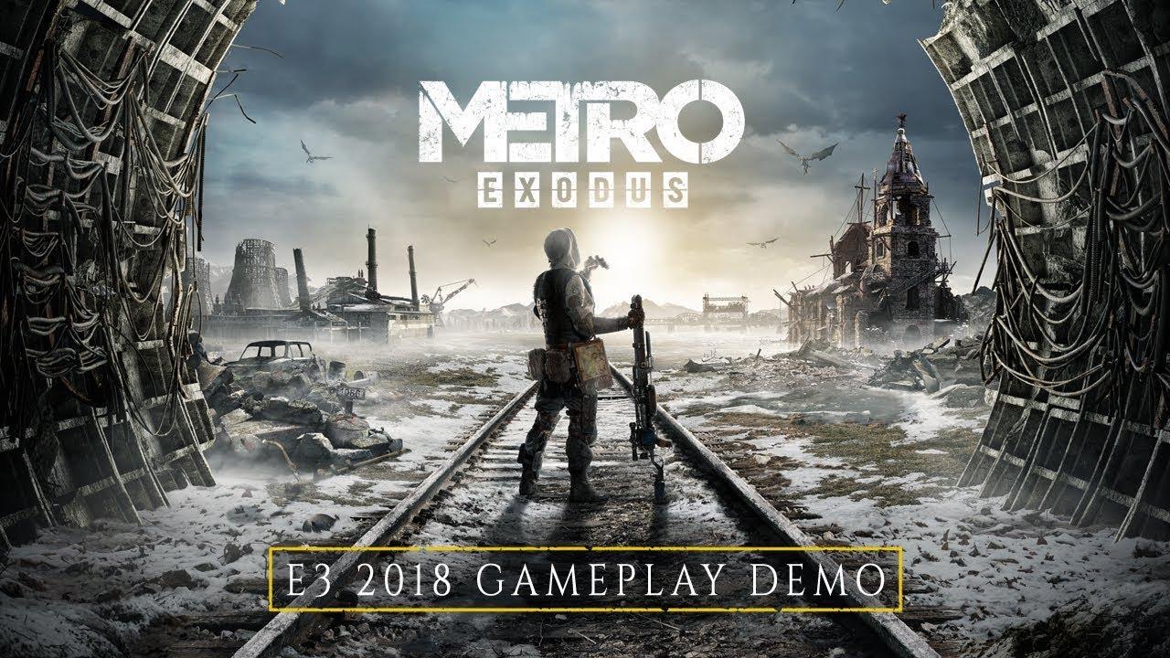 Купить Metro Exodus / EPIC GAMES / RU+CIS