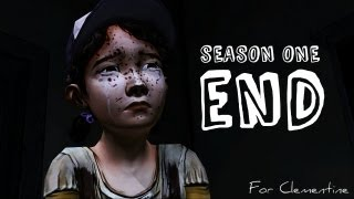 The Walking Dead Episode 5 Ending - YOUR HAND IN MINE