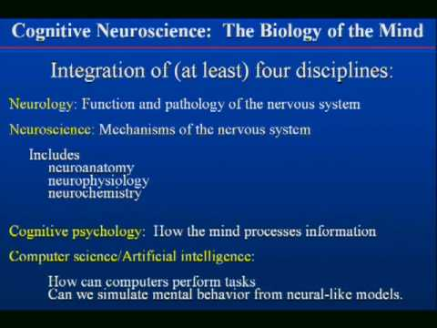 A Concise Definition of Cognitive Neuroscience (UC Berkeley)