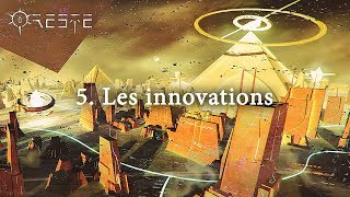 Les Innovations - Oreste