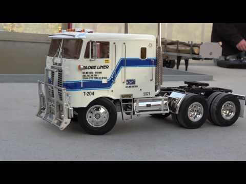 RC Truck!Globe Liner wonderful detailed Truck