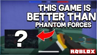 Bad Business ROBLOX - THIS GAME IS BETTER THAN PHANTOM FORCES!!! *100+ KILLS*