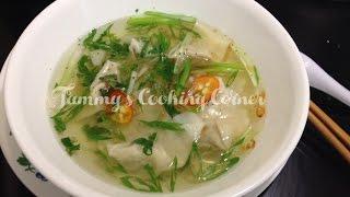 Wonton Soup |  HOANH THANH MI