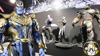 FIRST LOOK at Black Order From Avengers Infinity War
