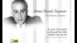MOLA / AHMET HAMDİ TANPINAR & NE İÇİNDEYİM ZAMANIN