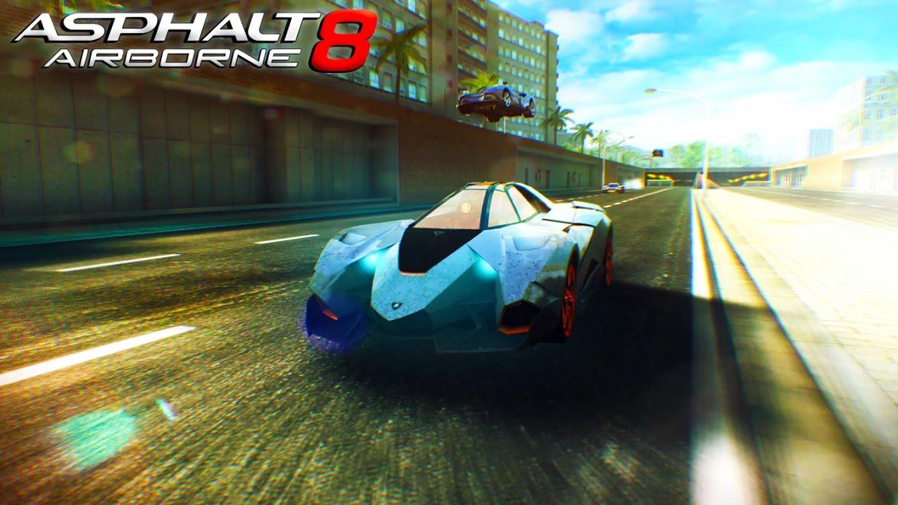Asphalt 8 32 Racers Lamborghini Egoista Vs Arash Af10
