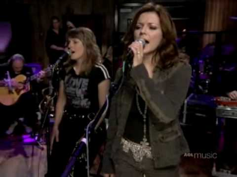 Martina McBride - AOL Sessions - I Still Miss Someone