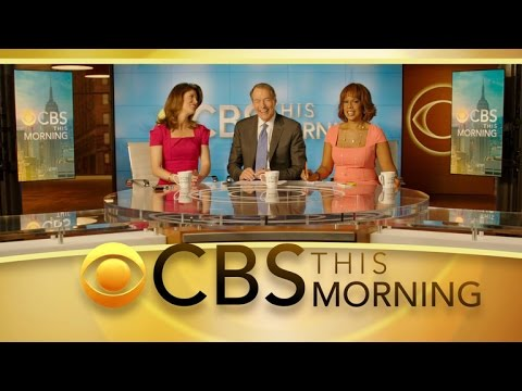"""CBS This Morning"": News is back"