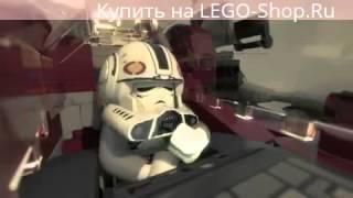 ЛЕГО видео Звездные войны:Окресности Кашиик|LEGO Star Wars