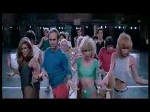 A chorus line the movie dance surprise