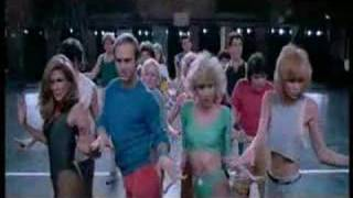 A chorus line the movie dance surprise