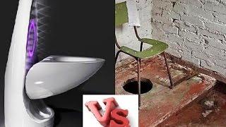 Бесплатный туалет VS платный туалет в Германии.(№ 38)(ПОЛЕЗНАЯ ИНФОРМАЦИЯ: С чего начать?! Старт работы в ЕС - https://www.youtube.com/watch?v=Y2V-HozOQmc Какие нужны права для ЕС..., 2015-09-12T14:31:06.000Z)