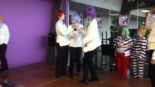[Prestation] Kuroko no Basket (Kise + Aomine + Murasakibara + Akashi x Kuroko)