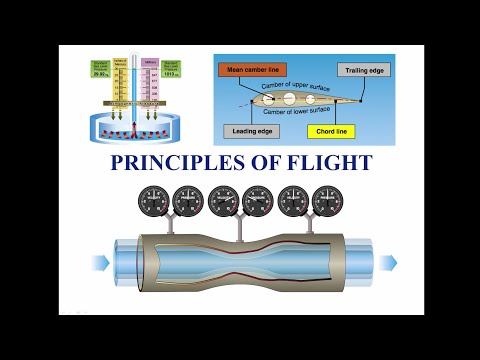 Private Pilot Tutorial 3: Principles of Flight