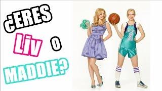 Dinos quien eres si Liv y Maddie. Comenta Comparte Dale a me gusta ...