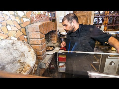 Day Trip to Nazareth -  Modern Palestinian Food and Sightseeing (Mary's Well)!
