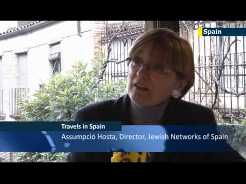 Exploring Jewish Spain: RASGO project welcomes tourists to a wealth of Jewish heritage