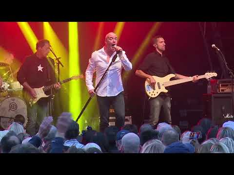 Go West perform Sam Sparro's Black and Gold Live at Lincoln Castle