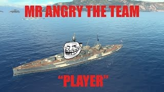"Mr Angry the Team ""Player"" 